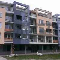 1 izbový byt, Bratislava-Nové Mesto, 34 m², Novostavba