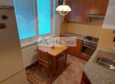 Areté real-predaj útulného 1 izbového bytu v Pezinku,rekonštrukcia,pivnica