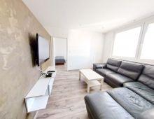 REZERVOVANÝ: Kompletne zrekonštruovaný 3 izbový byt vo vyhľadávanej lokalite,  ulica MEDVEĎOVEJ.
