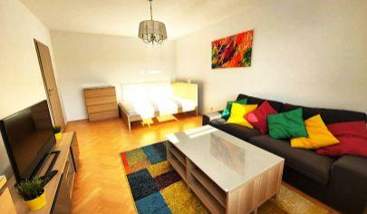 PRENAJATÉ: 1 izb., Meteorová 7, Ružinov, Bratislava II