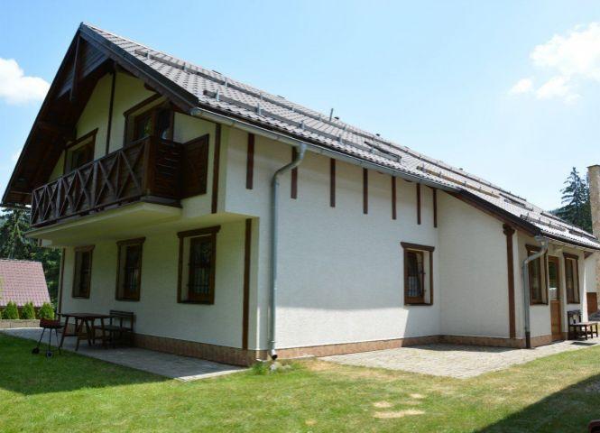 chata, drevenica, zrub - Donovaly - Fotografia 1