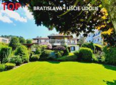 rodinný dom LÍŠČIE ÚDOLIE - 980 m2 pozemok !!