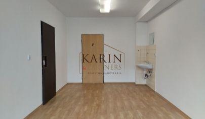 LEN: 170.-€/ mesiac! Prenájom viacúčelové miestnosti 18m2 s umývadlom! + parkovacie miesta, Bulharská ul., BA II., Trnávka.
