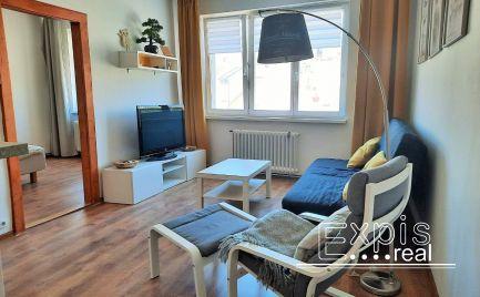 PRENÁJOM  3 izbový slnečný DOG FRIENDLY byt Staré Mesto Obchodná EXPIS REAL