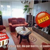 2 izbový byt, Šahy, 56 m², Čiastočná rekonštrukcia