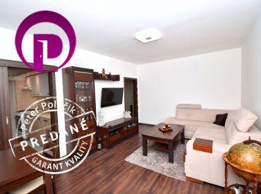 REZERVOVANÉ:3i byt, 74 m2 – BA-Karlova Ves: čiastočná rekonštrukcia, veľká loggia, VYHĽADÁVANÁ lokalita
