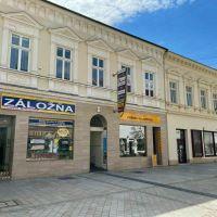 Polyfunkčný objekt, Nitra, 530 m², Kompletná rekonštrukcia