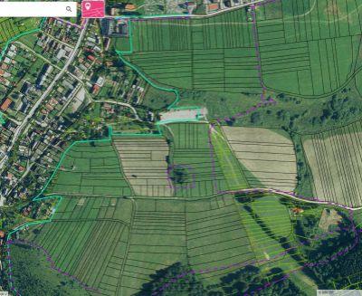 na predaj pozemok 600 m2 orná pôda Čičmany BV1012
