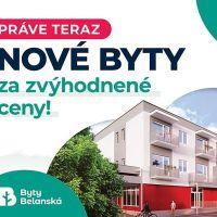 1 izbový byt, Liptovský Hrádok, 32 m², Novostavba
