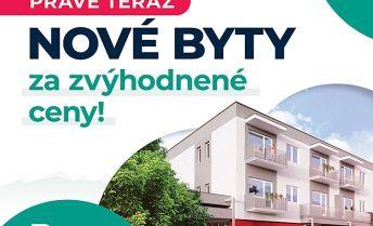 Nové 1. izbové byty na predaj v Liptovskom Hrádku