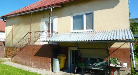 Na predaj rodinný dom, Kokava nad Rimavicou, rekreačná lokalita...