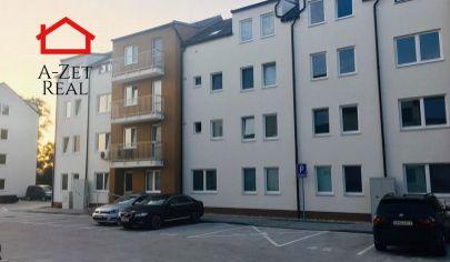 1 izbový byt s balkónom a parkovacím miestom na prenájom Malacky