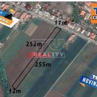 Orná pôda, Horné Saliby, 2978 m², Čiastočná rekonštrukcia