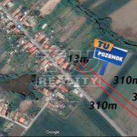 Orná pôda, Horné Saliby, 3870 m², Čiastočná rekonštrukcia