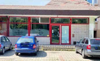 PRENÁJOM - Obchodný priestor (predajňa, kaderníctvo, kozmetika, fitness) rozloha 125 m2 Veľkonecpalská, Prievidza