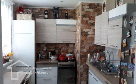 3 izbový byt na ulici Kyjevskej.