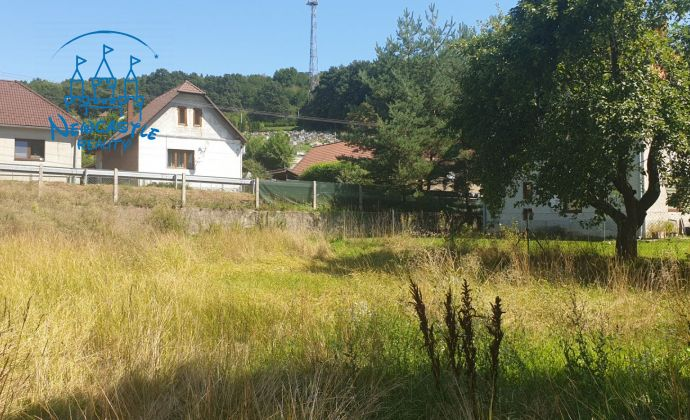 Stavebný pozemok na predaj v obci Vígľaš