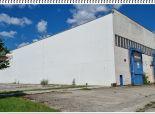 ID 2640  Prenájom: výrobná / skladová hala, 5.500 m2, Martin