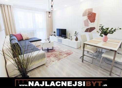 Na predaj krásny, veľký, zariadený 4i byt na Kramároch - BAIII