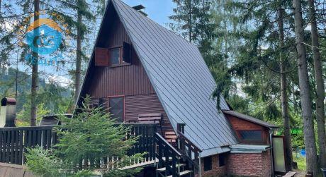 Na predaj chata situovaná v lese, Kunerad