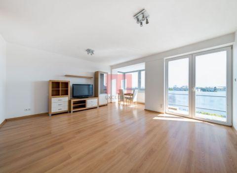 PREDANÝ - na predaj 1 izbový priestranný byt v novostavbe Axton