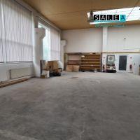Sklad, Žilina, 800 m², Kompletná rekonštrukcia
