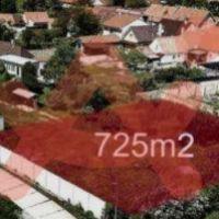 Pre rodinné domy, Vrádište, 725 m²