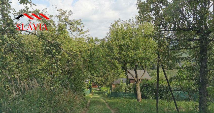 Záhrada 336m2 Trenčín - na predaj