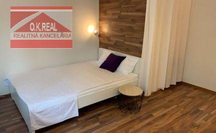 Ponúkame na prenájom pekný 1 izbový byt po kompletnej rekonštrukcii na Kalinčiakovej ulici v Bratislave - Nové Mesto