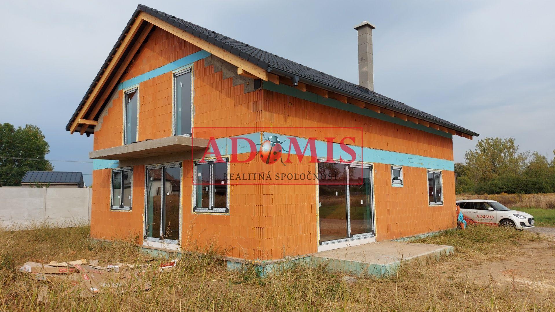 Rodinný dom-Predaj-Čaňa-176 900 €