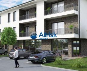 2-3 izbové byty na predaj v polyfunkčnom dome - Gabčíkovo