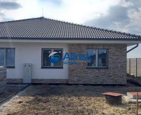 Novostavba 4-izbového rodinného domu, Galanta-Richtárske pole
