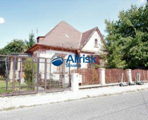 Exkluzívne iba u nás Rodinný dom v lukratívnej časti mesta Nitra