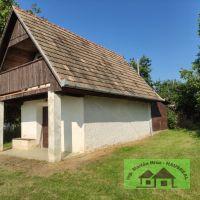 Chalupa, rekreačný domček, Farná, Pôvodný stav
