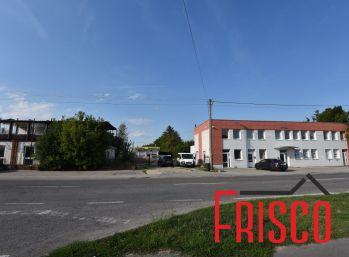 Predáme pozemok o rozlohe 9907 m2 + zrekonštruovanú budovu