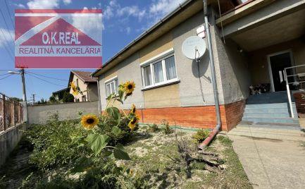 Ponúkame na prenájom rodinný dom na Máchovej ulici v Podunajských Biskupiciach- BA II.