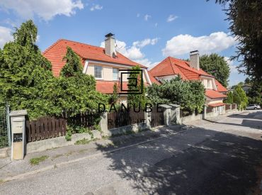 Prenájom 6-izbový rodinný so slnečnou terasou a garážou Koliba mestská časť Nové mesto.