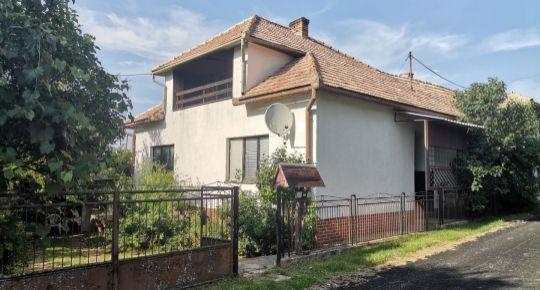 Predaj,rodinný dom na polosamote pri obci Dolná Strehová,okres Veľký Krtíš