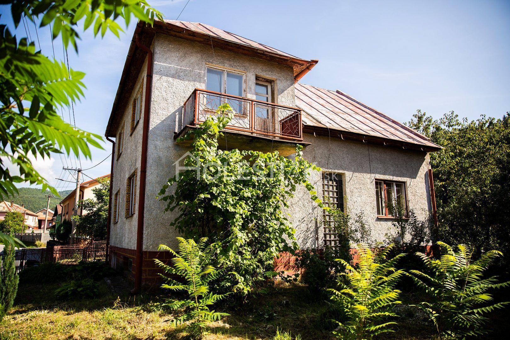 Rodinný dom-Predaj-Nesluša-78500.00 €