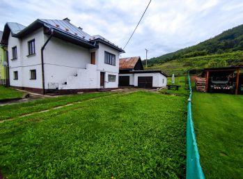 Generačný 4 izbový dom v lone prírody neďaleko Brezna