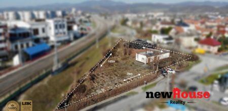 **PREDANÝ** Stavebný pozemok v širšom centre mesta Trenčín - mestská časť Istebník