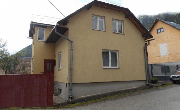 Rodinný dom Švošov, okres Ružomberok