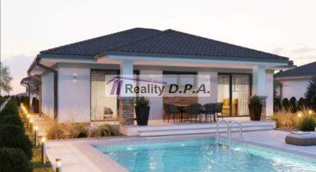 Ponúkame na predaj novostavbu rodinného domu v okrese Martin