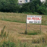 Iný stavebný pozemok, Lučenec, 610 m²