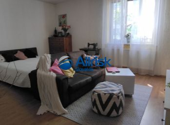REZERVOVANÉ 1 izbový byt pri Apollo Business Centre - Prievozská ulica