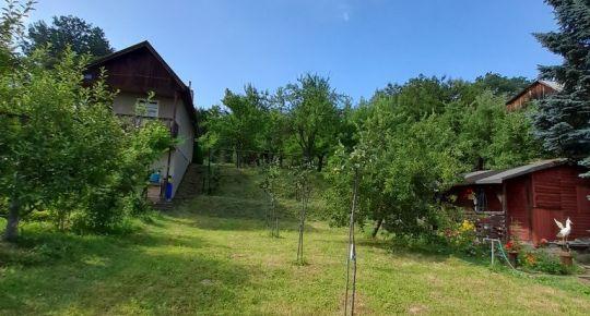 Na predaj záhrada 350 m2 s projektom chaty a stavebným povolením Bánovce nad Bebravou FM1135