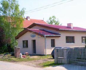 Pekný dom 3+1 v obci Nevidzany