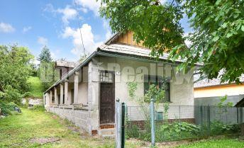 PREDAJ: REZERVOVANÉ! Gazdovský dom pod Sitnom