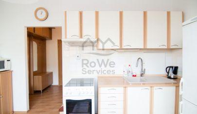 PRENAJATÉ: 1 izb. byt, Osuského ul. 1/A, Petržalka, Bratislava V