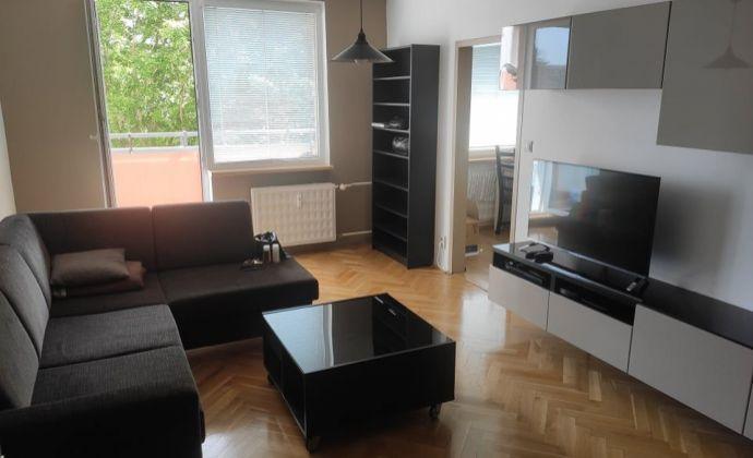 NA PRENÁJOM 3-izbový zariadený byt v Nitre + 2x balkón